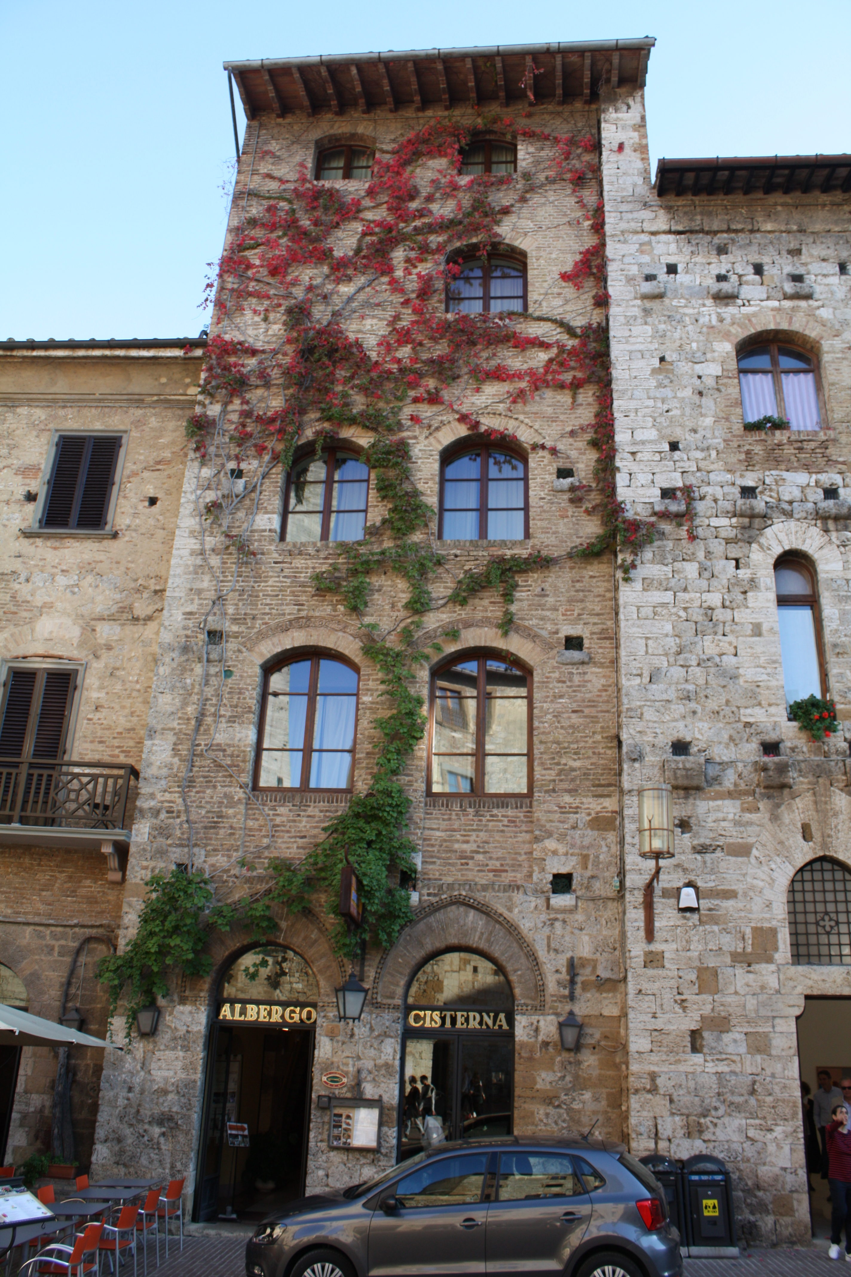 Toskania i Liguria we Włoszech