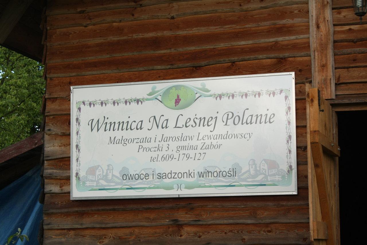 Polska Toskania - Lubuski szlak wina i miodu