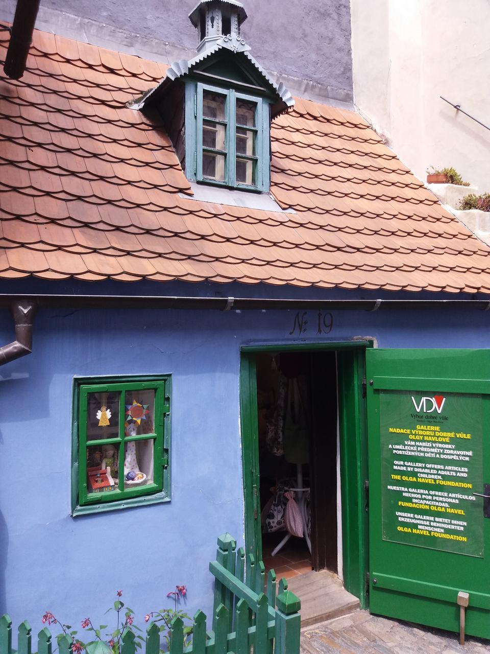 Praga na weekend