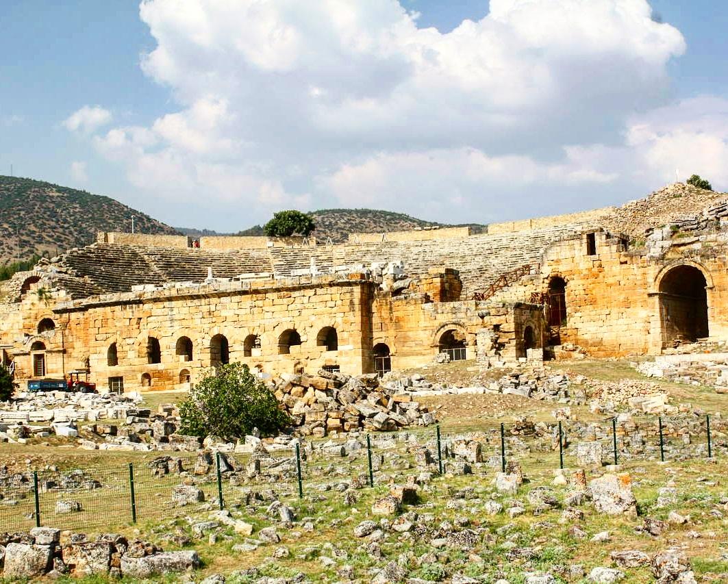 co zwiedzić na Riwierze Tureckiej
