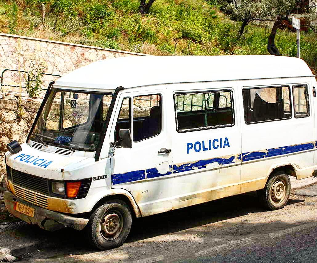 podróż do Albanii