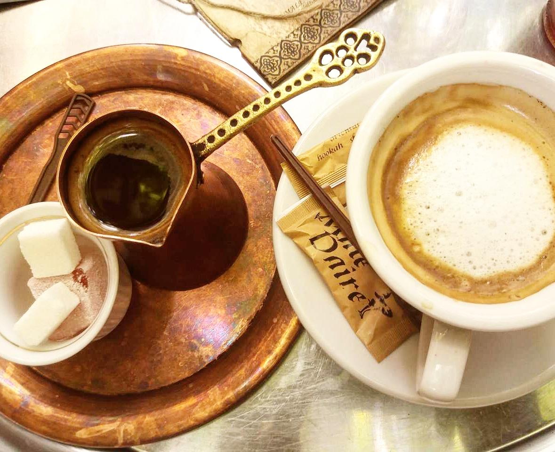 kawa na świecie