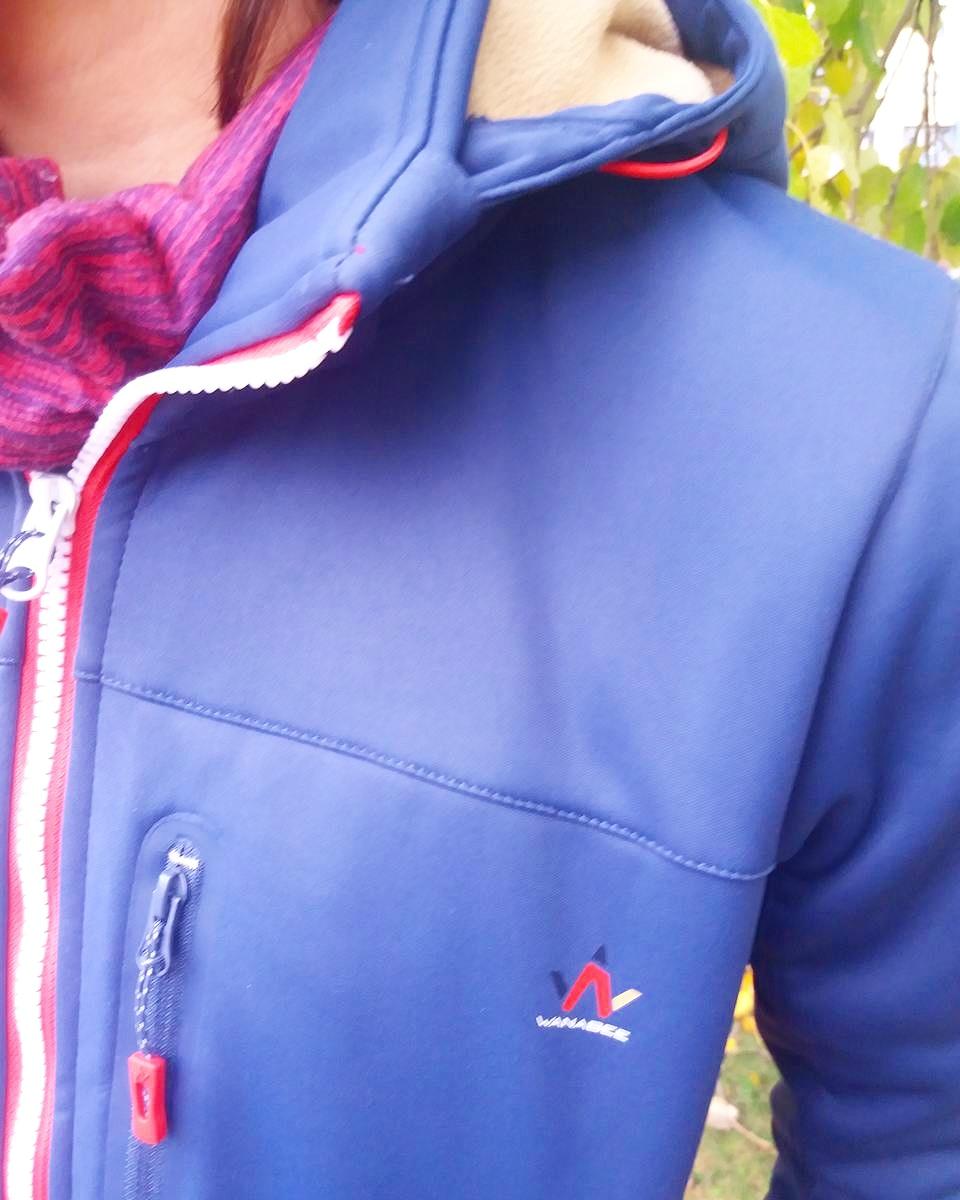 ubrania na jesienną podróż