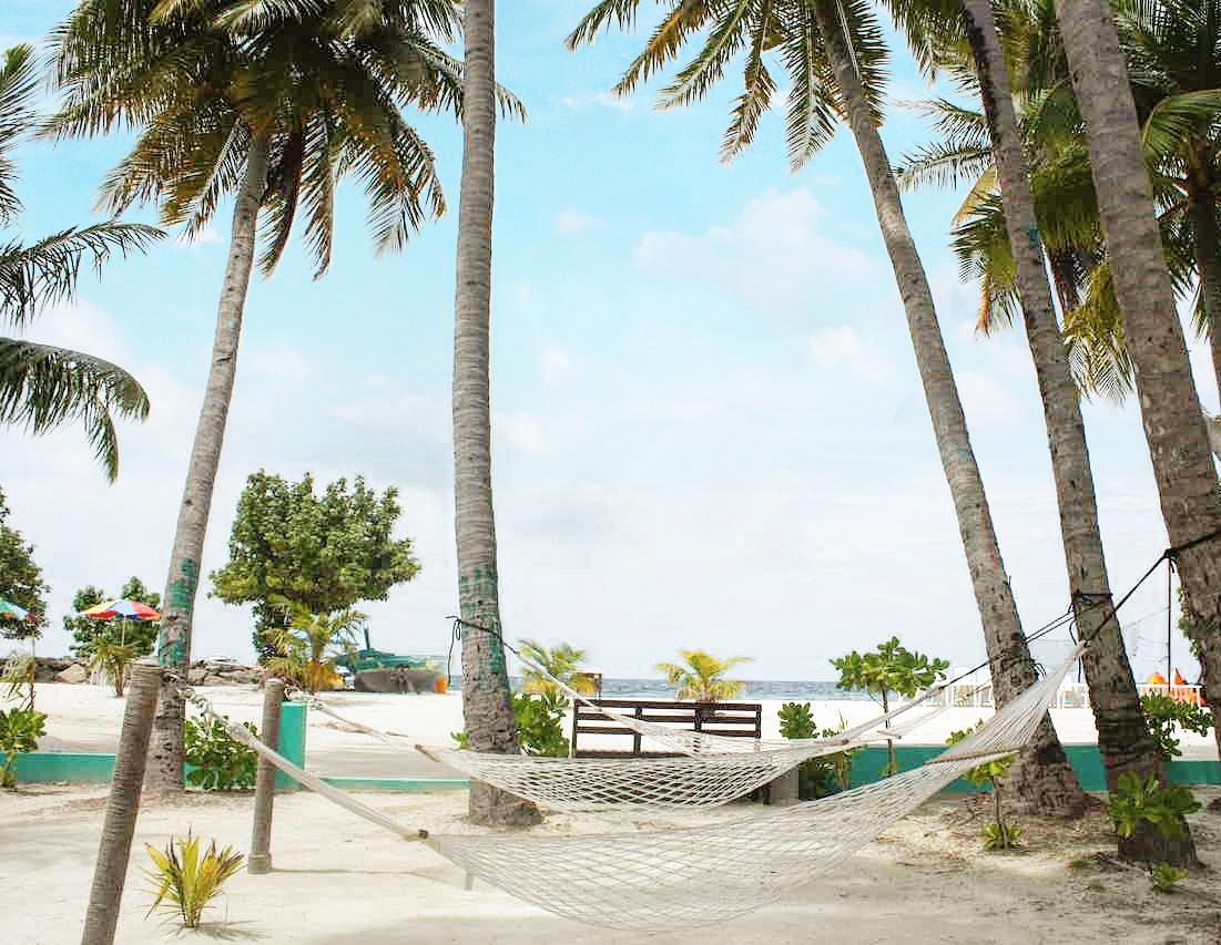 Malediwy na włąsną rękę