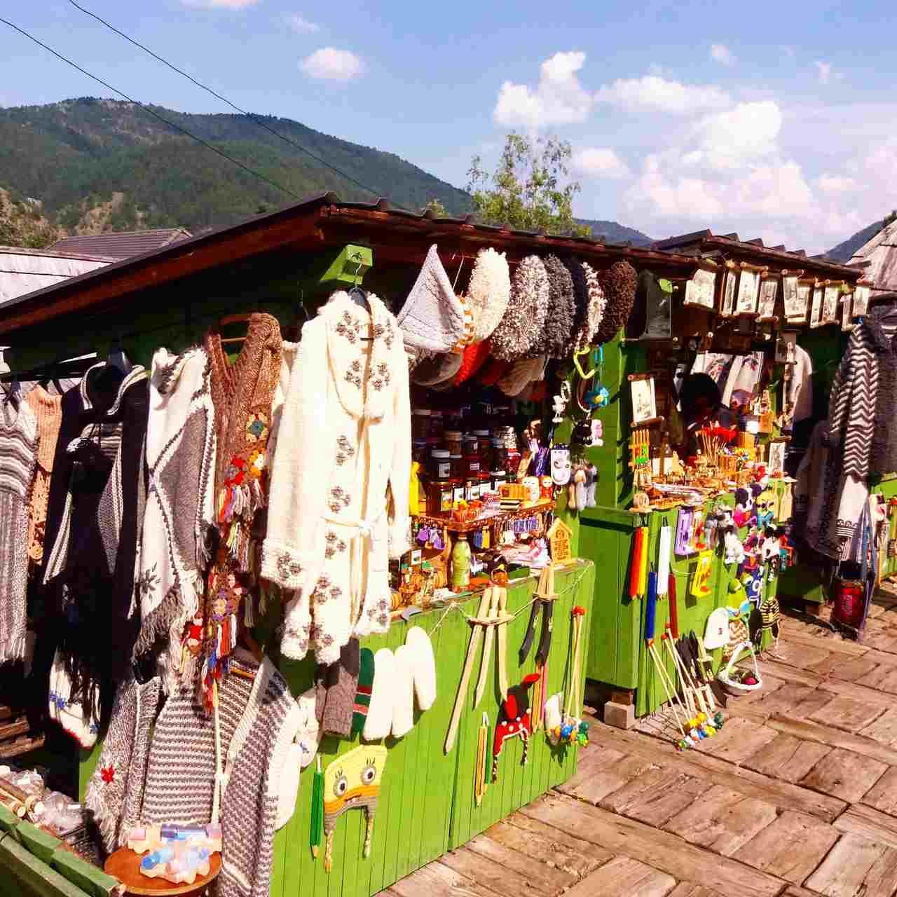 Drvengrad w Serbii