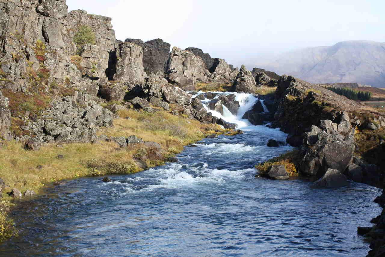Islandia Złoty Krąg