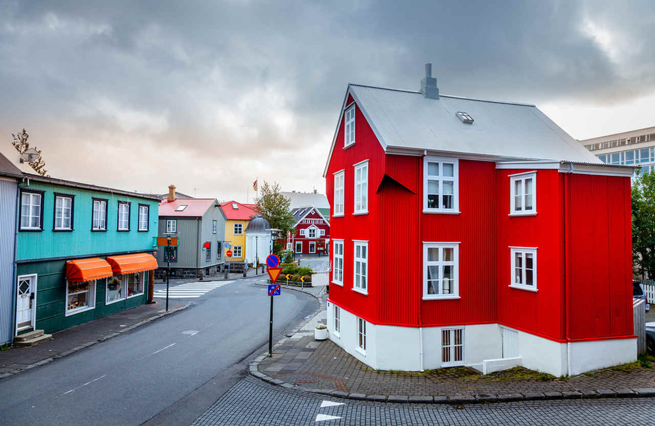 Reykjavik, Półwysep Snæfellsnes