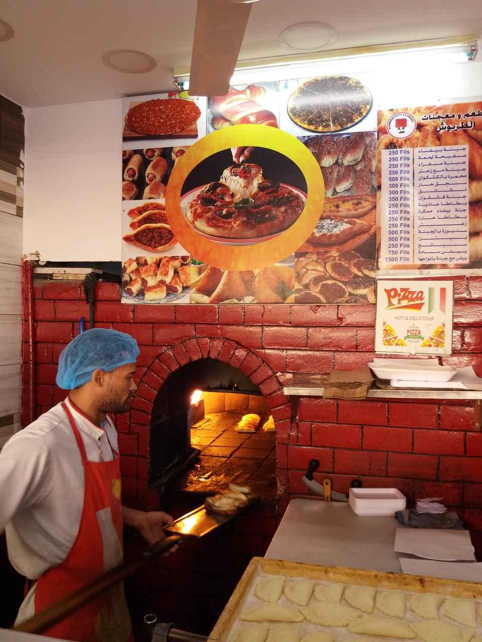 jordania z dziećmi i kuchnia