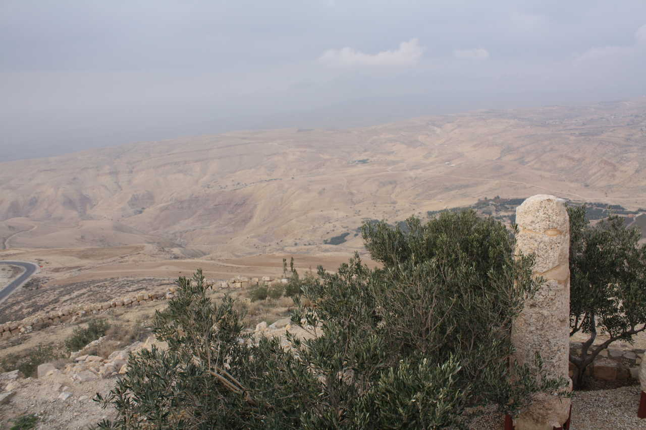 Madaba i Góra Nebo