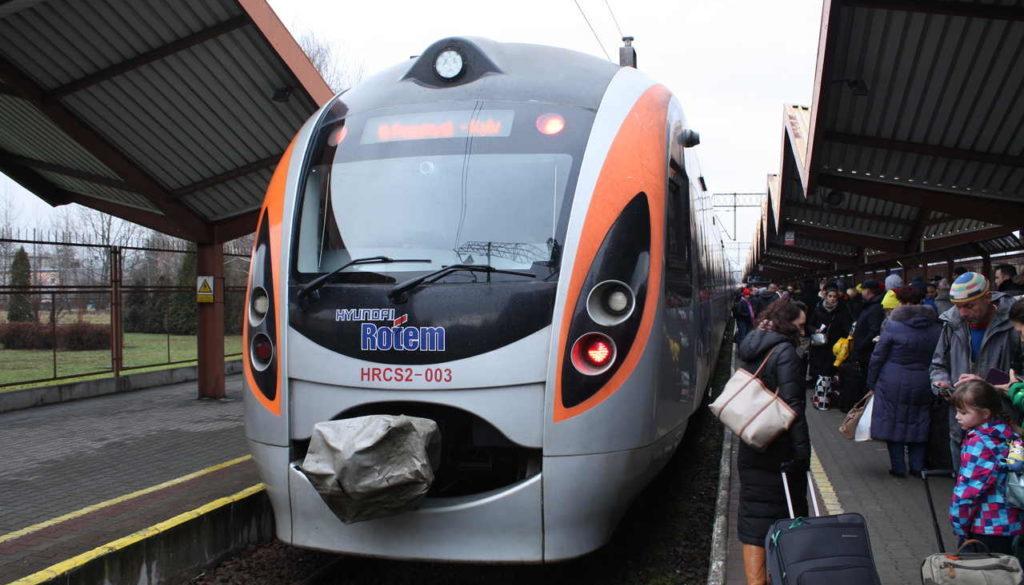 jak dojechać do Lwowa 609