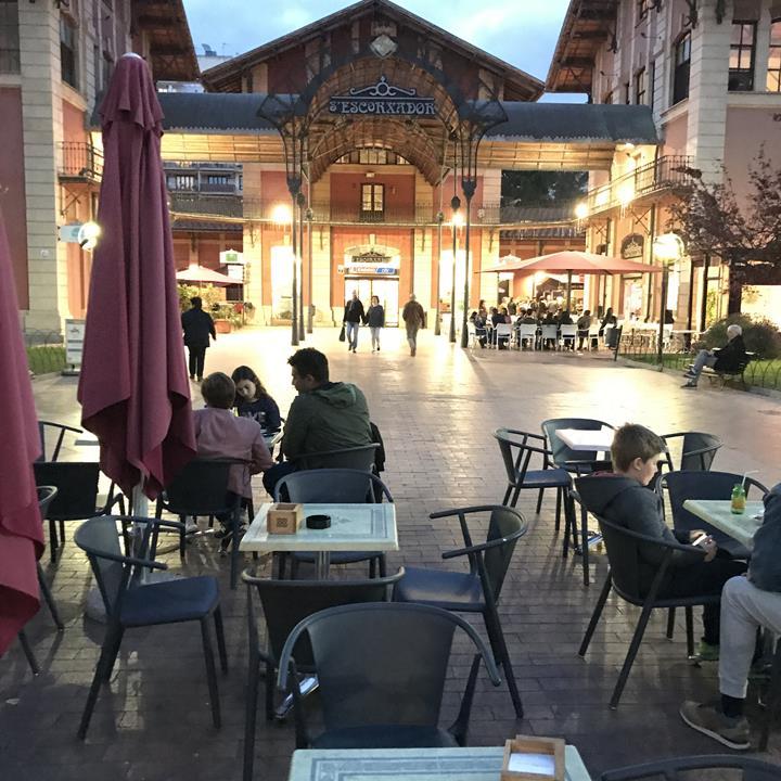 Mercado San Juan (s'Escorxador)