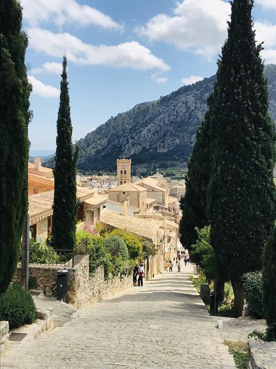 Pollensa na Majorce