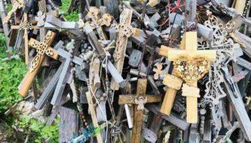 Góra Krzyży na Litwie 13