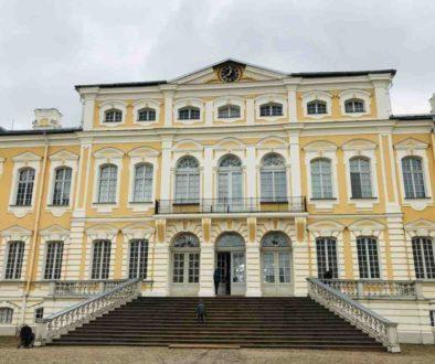 Pałac Rundale na Łotwie 45