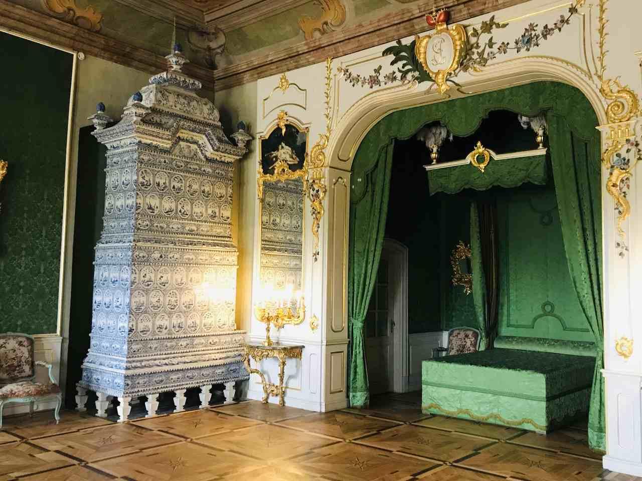 Pałac Rundale na Łotwie