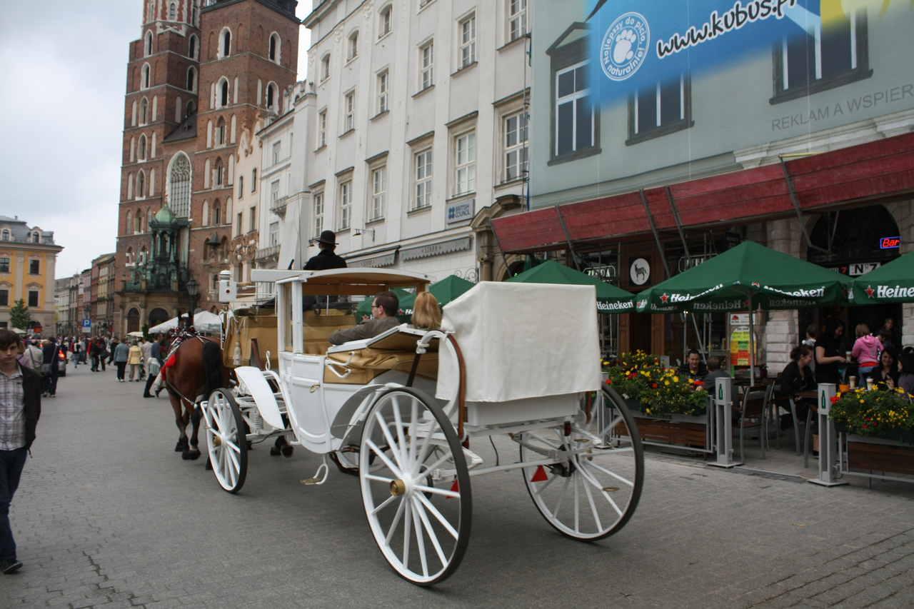 nietypowe atrakcje Krakowa