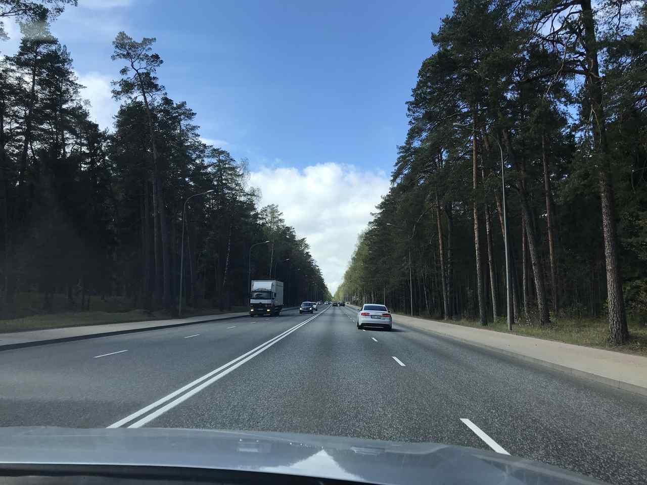 Jurmała na Łotwie