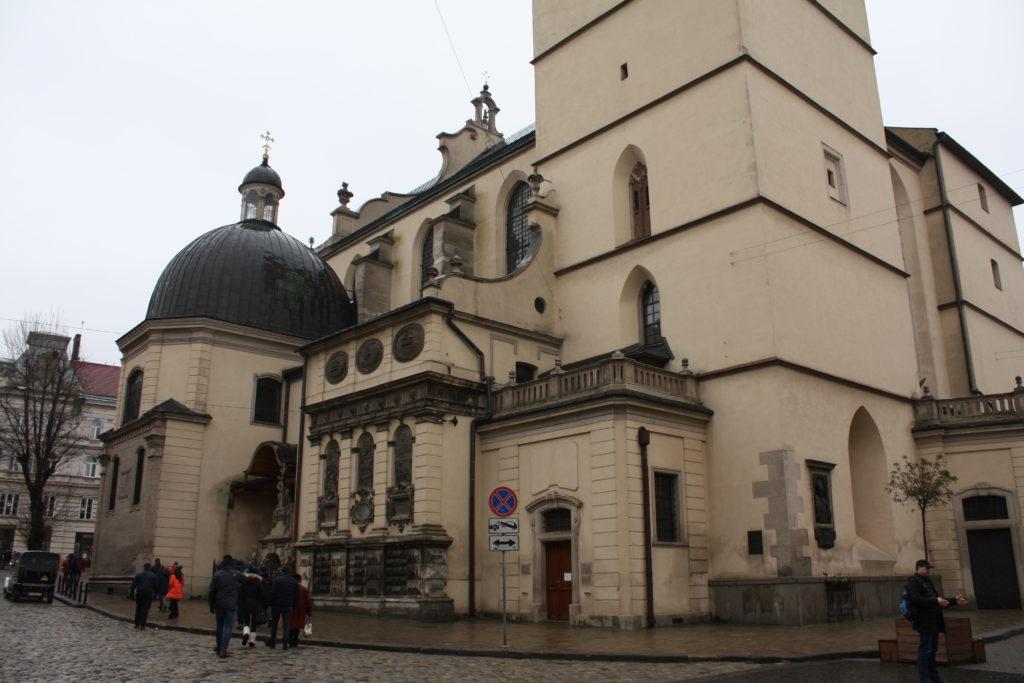 Miejsca do zobaczenia we Lwowie
