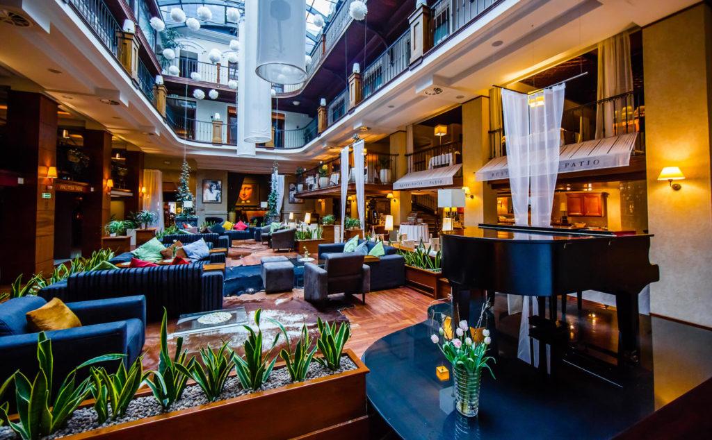 Grand Hotel w Rzeszowie