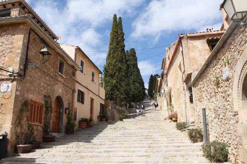 Pollensa-na-Majorce