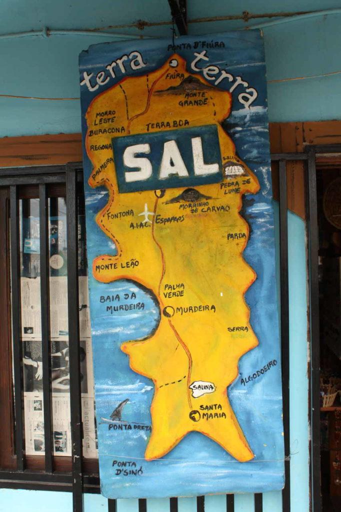 Wyspy Zielonego Przylądka Sal