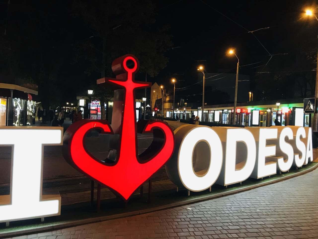 Odessa infirmacje praktyczne