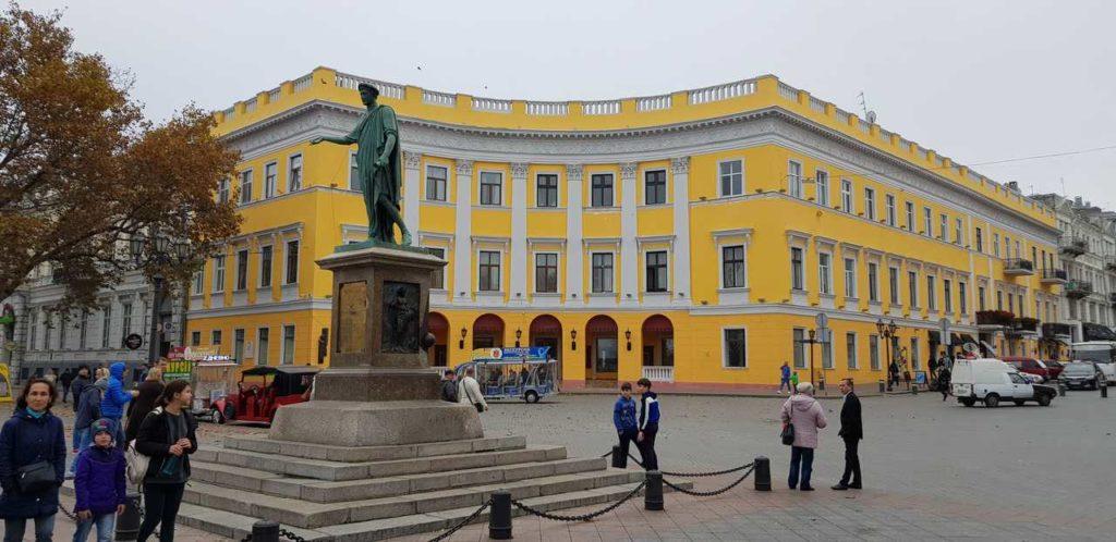 Odesssa atrakcje