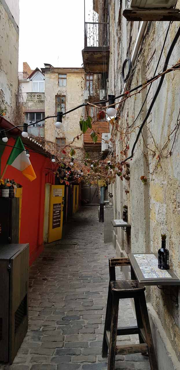 Odessa atrakcje