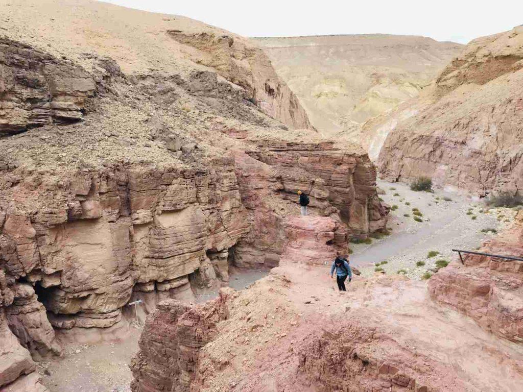 Czerwony Kanion Izrael