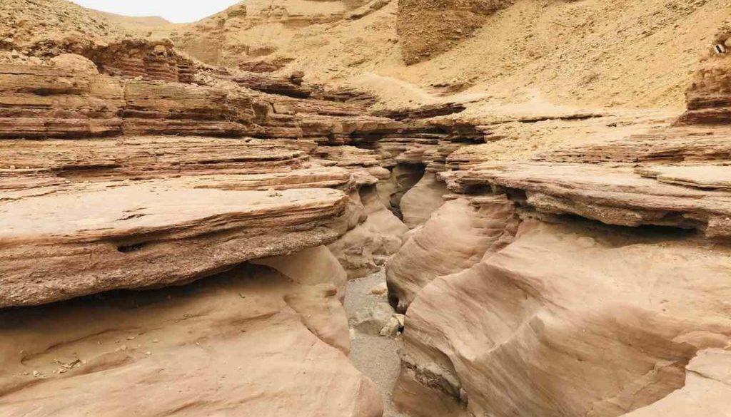 Czerwony Kanion Izrael 52