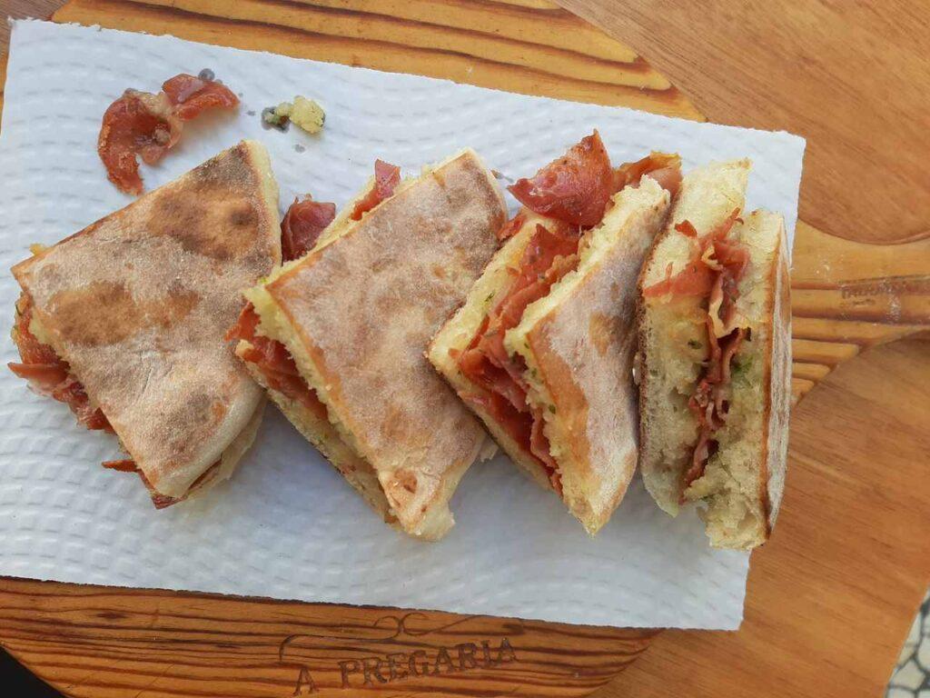 jedzenie na Maderze