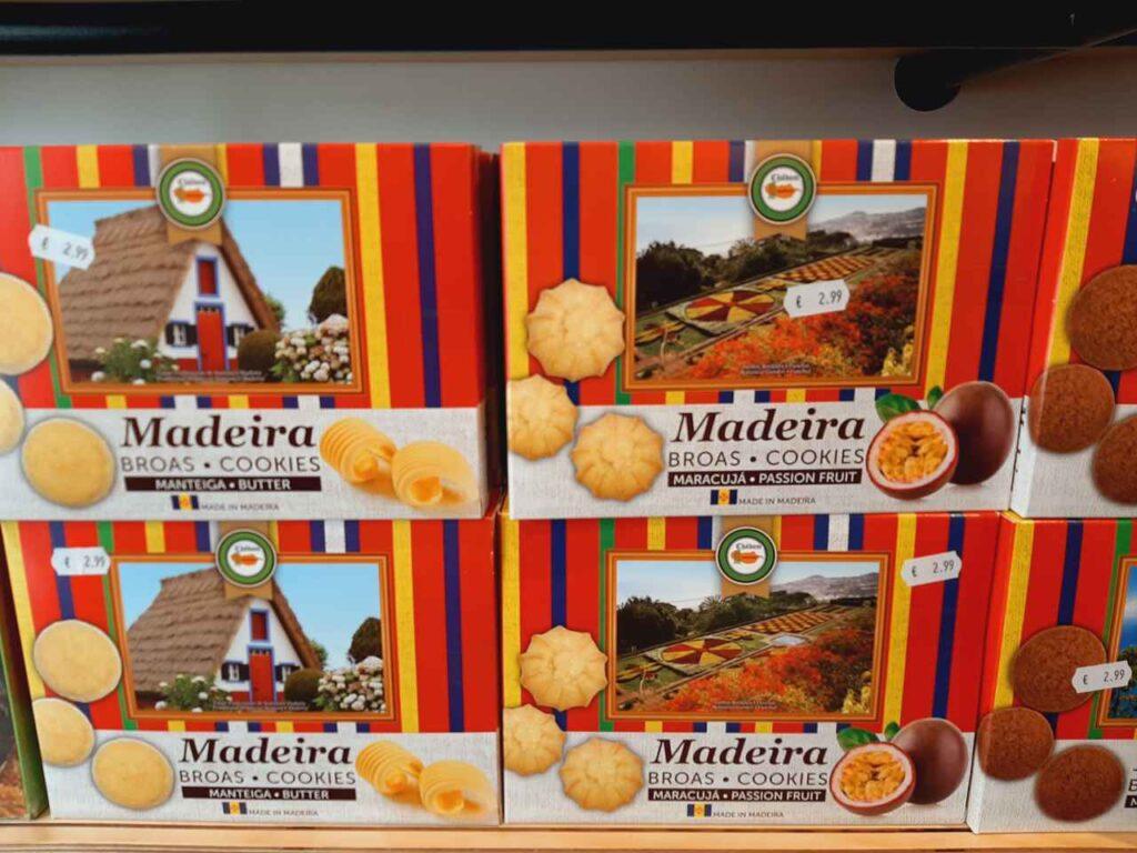 pamiątki z Madery
